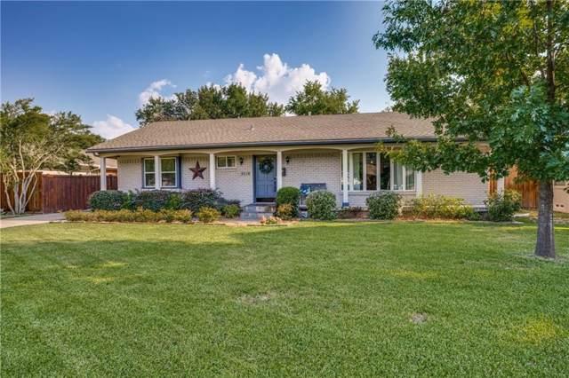 3518 Townsend Drive, Dallas, TX 75229 (MLS #14187715) :: Trinity Premier Properties