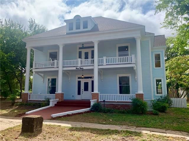 312 Kaufman Street, Waxahachie, TX 75165 (MLS #14187740) :: Kimberly Davis & Associates