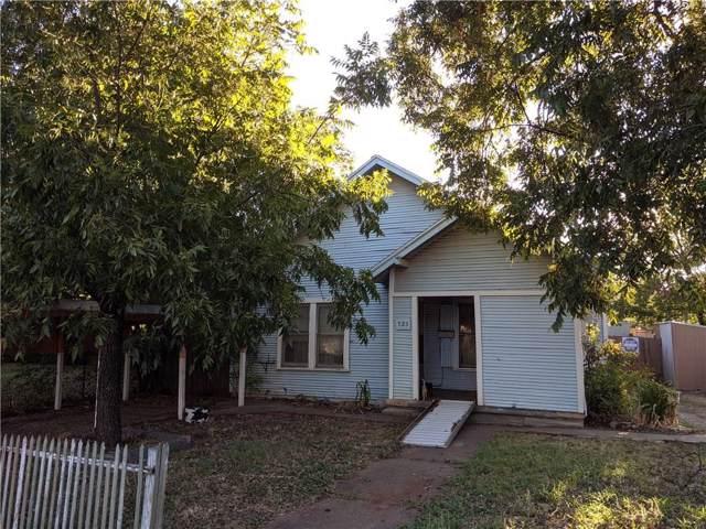 925 Palm Street, Abilene, TX 79602 (MLS #14187745) :: The Paula Jones Team | RE/MAX of Abilene