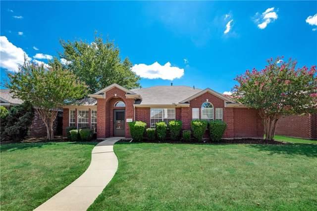11701 Harbor Road, Frisco, TX 75035 (MLS #14187769) :: Kimberly Davis & Associates