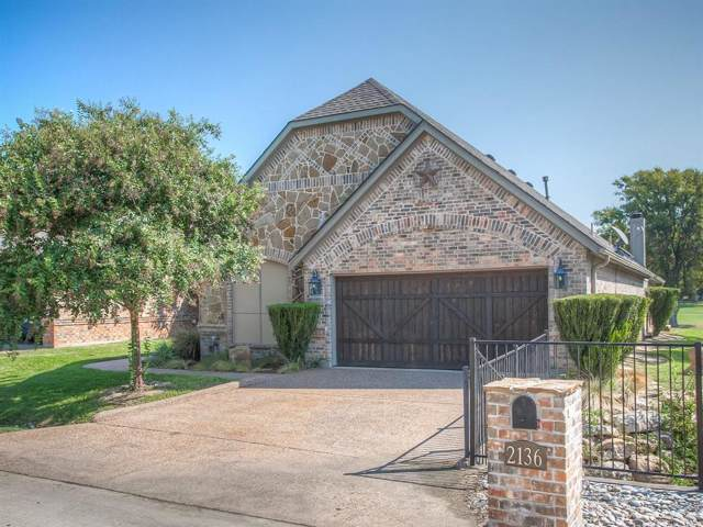 2136 Portwood Way, Fort Worth, TX 76179 (MLS #14187778) :: The Mitchell Group
