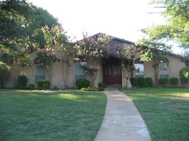 2617 E Park Boulevard, Plano, TX 75074 (MLS #14187785) :: Team Hodnett