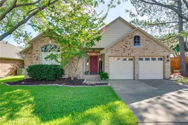 2011 Hidden Trail Drive, Lewisville, TX 75067 (MLS #14187811) :: Frankie Arthur Real Estate