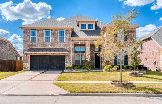 4323 Leighton Lane, Frisco, TX 75034 (MLS #14187824) :: The Good Home Team