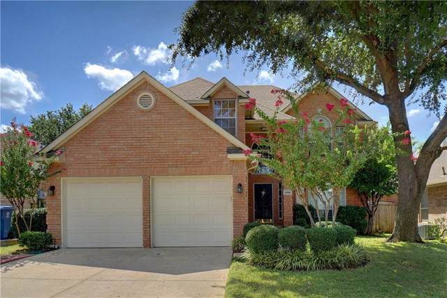 1829 Kingston Lane, Flower Mound, TX 75028 (MLS #14187832) :: Lynn Wilson with Keller Williams DFW/Southlake