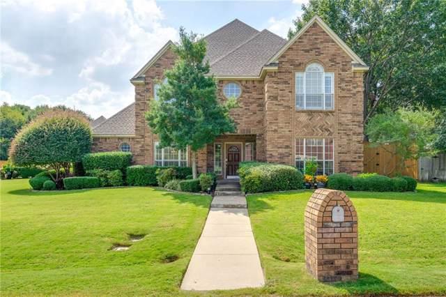 1118 Babbling Brook Drive, Lewisville, TX 75067 (MLS #14187856) :: Frankie Arthur Real Estate