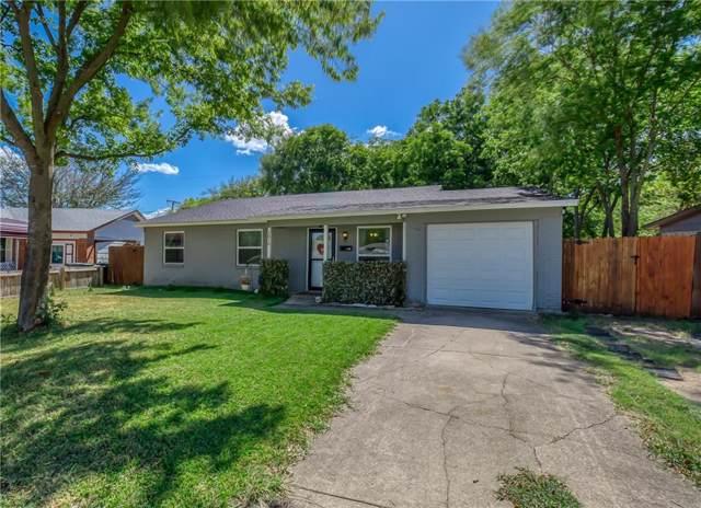 1010 S Murray Street, Mckinney, TX 75069 (MLS #14187872) :: RE/MAX Town & Country