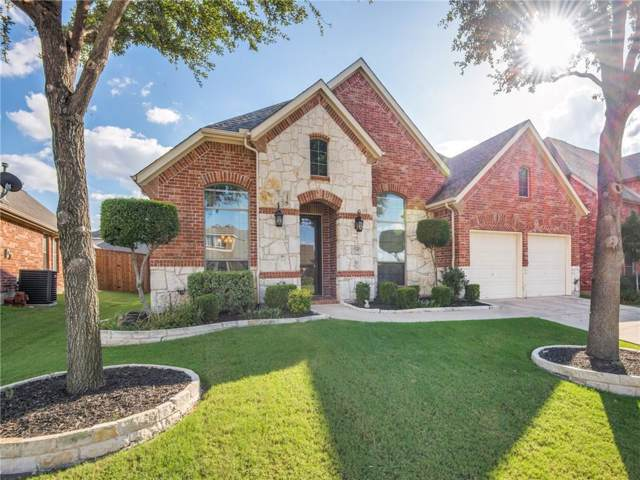 2320 Peppermill Drive, Little Elm, TX 75068 (MLS #14187879) :: Hargrove Realty Group