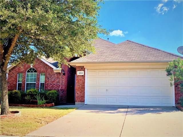1203 Oakridge Drive, Euless, TX 76040 (MLS #14187883) :: Baldree Home Team