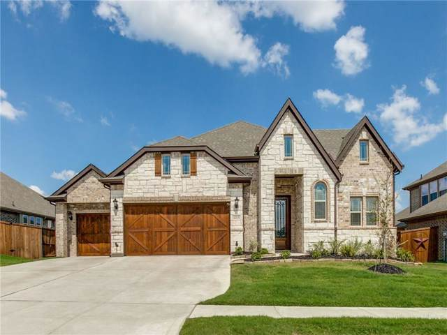 415 Tanglewood Drive, Wylie, TX 75098 (MLS #14187895) :: RE/MAX Town & Country