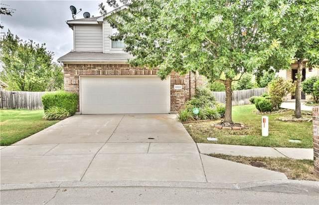 6833 Legato Lane, Fort Worth, TX 76134 (MLS #14187914) :: The Heyl Group at Keller Williams