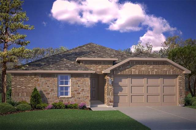 8321 Muddy Creek Drive, Fort Worth, TX 76131 (MLS #14187923) :: The Real Estate Station