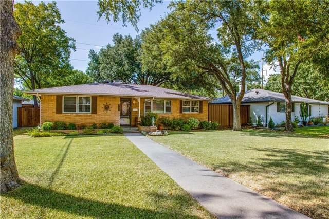 305 N Weatherred Drive, Richardson, TX 75080 (MLS #14187940) :: The Mitchell Group