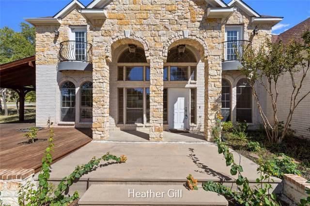 690 Melody Lane, Lakewood Village, TX 75068 (MLS #14187987) :: The Heyl Group at Keller Williams