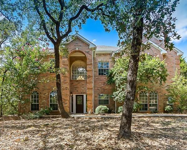 750 Lake Park Drive, Little Elm, TX 75068 (MLS #14187996) :: Hargrove Realty Group