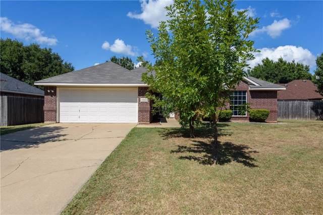 5309 Whiting Way, Denton, TX 76208 (MLS #14187997) :: Team Tiller