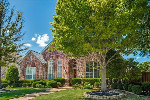 5809 Cardigan Drive, Plano, TX 75093 (MLS #14187999) :: RE/MAX Town & Country