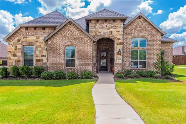1129 Chisholm Trail, Midlothian, TX 76065 (MLS #14188008) :: RE/MAX Pinnacle Group REALTORS