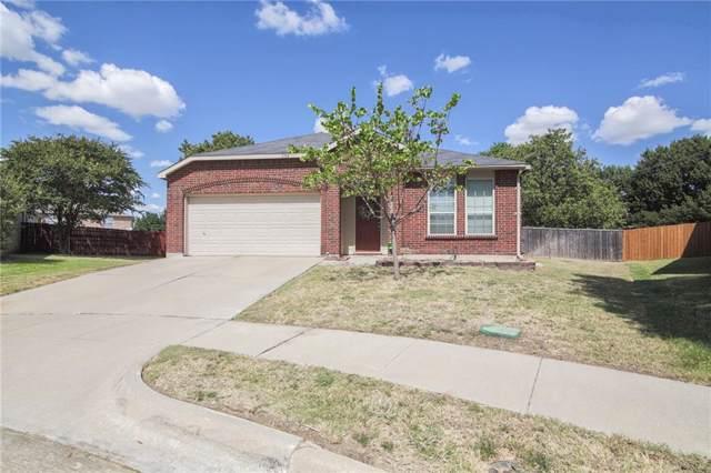 2904 Hobble Court, Grand Prairie, TX 75052 (MLS #14188009) :: RE/MAX Pinnacle Group REALTORS