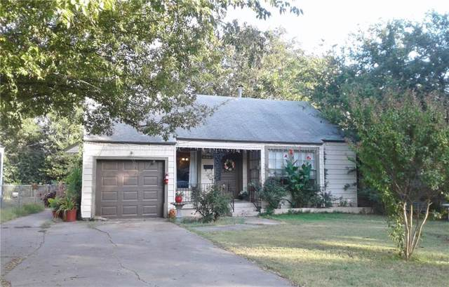 1424 Lawrence Road, River Oaks, TX 76114 (MLS #14188015) :: Trinity Premier Properties