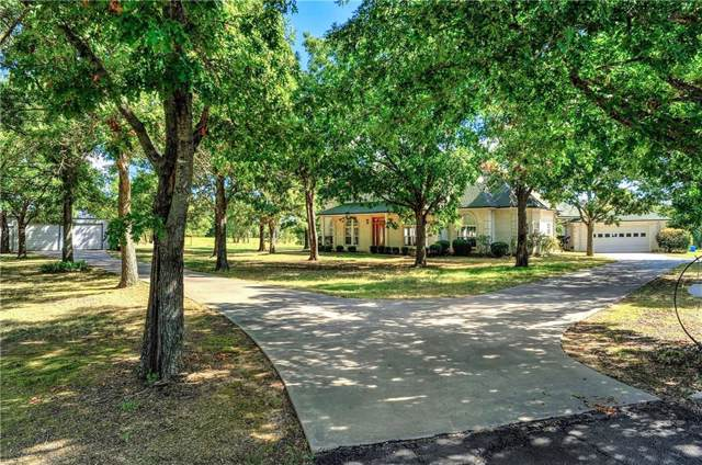 303 Bobby Sam Court, Collinsville, TX 76233 (MLS #14188022) :: All Cities Realty