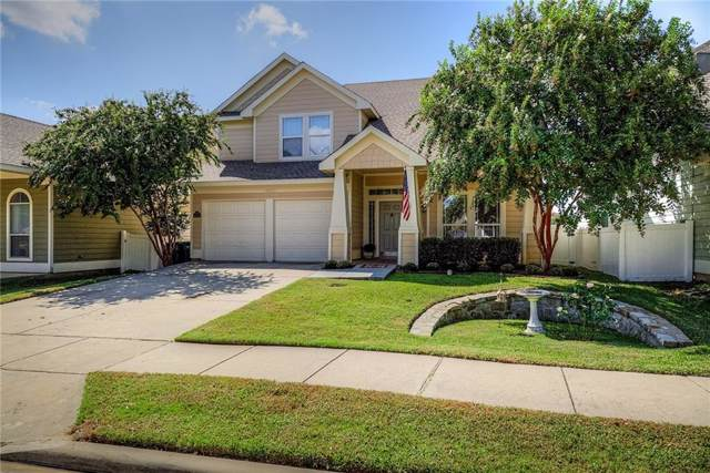 10258 Nantucket Drive, Providence Village, TX 76227 (MLS #14188030) :: Real Estate By Design