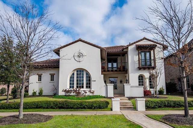 3448 Greenbrier Drive, Frisco, TX 75033 (MLS #14188069) :: Lynn Wilson with Keller Williams DFW/Southlake