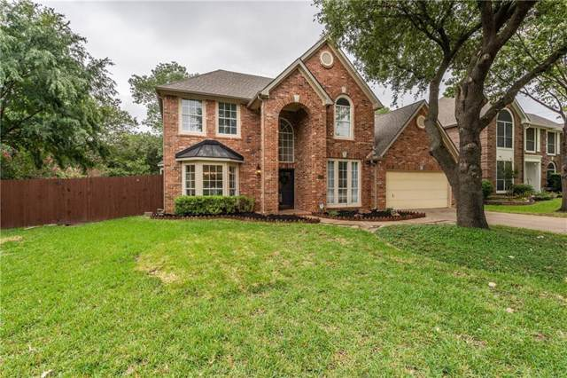 4004 Stone Brooke Drive, Grapevine, TX 76051 (MLS #14188074) :: The Mitchell Group