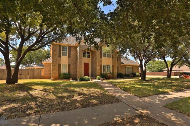 5302 Peppermill Lane, Abilene, TX 79606 (MLS #14188089) :: The Paula Jones Team | RE/MAX of Abilene