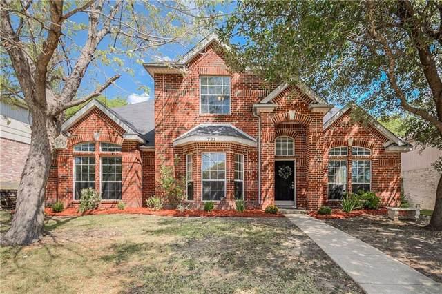 721 Tealwood Drive, Mesquite, TX 75181 (MLS #14188093) :: Lynn Wilson with Keller Williams DFW/Southlake