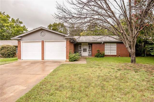 613 Chisholm Trail, Denton, TX 76209 (MLS #14188099) :: The Paula Jones Team | RE/MAX of Abilene