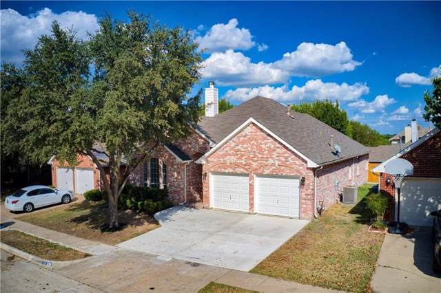 7654 Beaver Head Road, Fort Worth, TX 76137 (MLS #14188107) :: Real Estate By Design