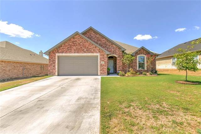 1608 Summercrest Drive, Cleburne, TX 76033 (MLS #14188128) :: The Heyl Group at Keller Williams