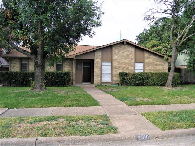 2910 High Plateau Drive, Garland, TX 75044 (MLS #14188155) :: The Good Home Team