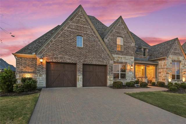 2726 Corral Drive, Celina, TX 75009 (MLS #14188187) :: RE/MAX Town & Country