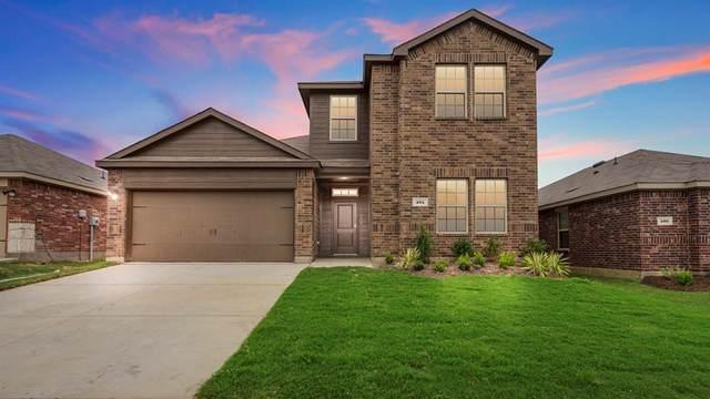 404 Evers Way, Denton, TX 76207 (MLS #14188217) :: Potts Realty Group