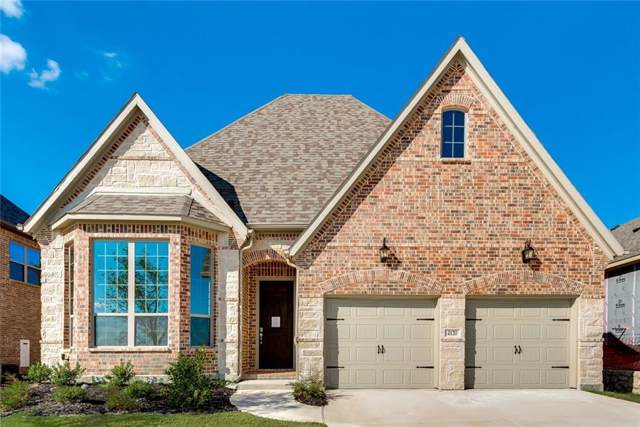 4120 Angelina Drive, Mckinney, TX 75071 (MLS #14188247) :: The Rhodes Team