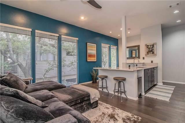 3606 Routh Street C, Dallas, TX 75219 (MLS #14188250) :: Vibrant Real Estate
