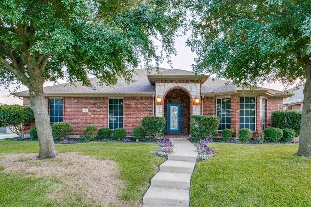 550 Seminole Trail, Murphy, TX 75094 (MLS #14188251) :: The Chad Smith Team