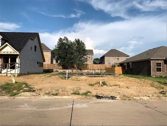 105 Mitchell Circle, Terrell, TX 75160 (MLS #14188257) :: The Mitchell Group