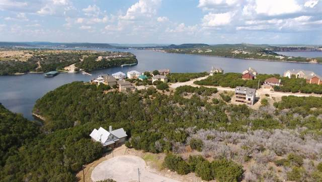Lot 67 Preston Trail, Possum Kingdom Lake, TX 76449 (MLS #14188260) :: Real Estate By Design