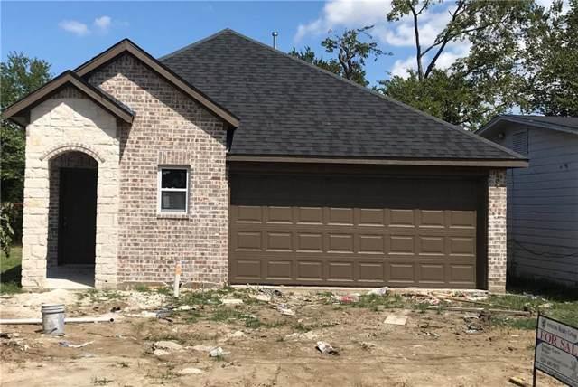 1330 Jones Street, Greenville, TX 75401 (MLS #14188263) :: Kimberly Davis & Associates