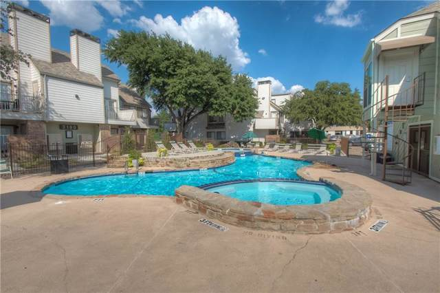 3125 Sondra Drive #302, Fort Worth, TX 76107 (MLS #14188277) :: Vibrant Real Estate