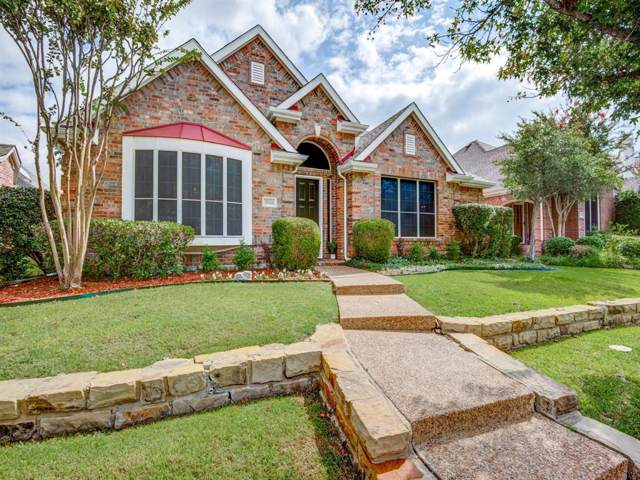 10308 Waters Drive, Irving, TX 75063 (MLS #14188294) :: RE/MAX Town & Country