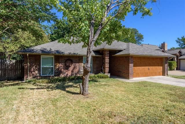 3805 Waterford Way, Denton, TX 76210 (MLS #14188315) :: Performance Team