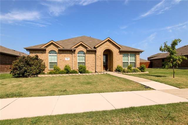 705 Candelila Drive, Desoto, TX 75115 (MLS #14188405) :: Team Hodnett