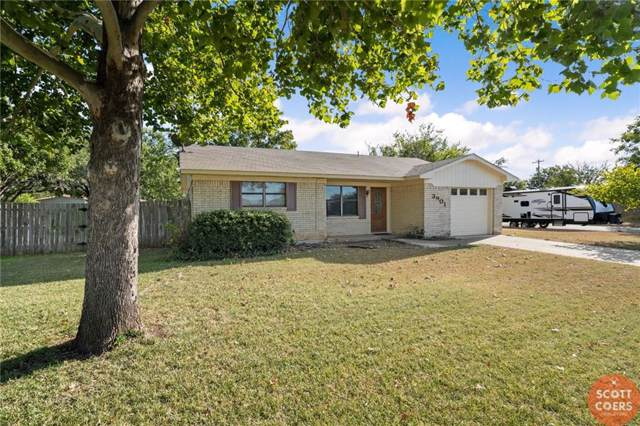 3901 Crestridge Drive, Brownwood, TX 76801 (MLS #14188409) :: RE/MAX Landmark