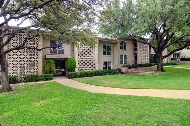 2303 Ridgmar Plaza #28, Fort Worth, TX 76116 (MLS #14188431) :: The Mitchell Group
