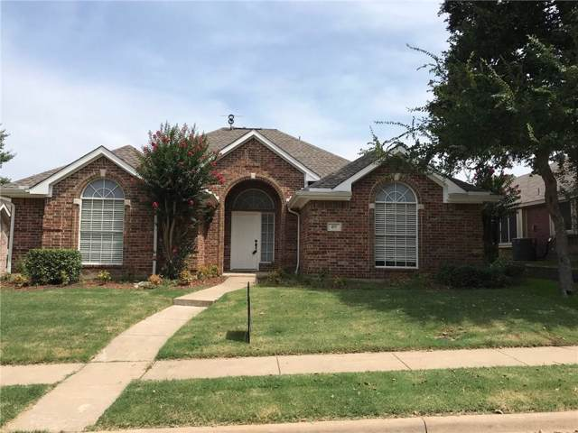409 Foster Lane, Lewisville, TX 76067 (MLS #14188443) :: The Rhodes Team