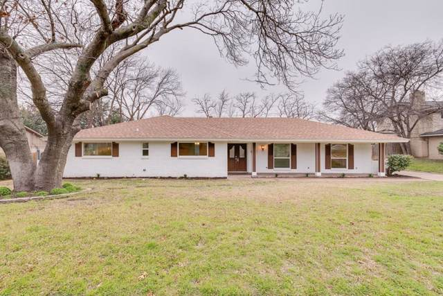 1904 Dakar Road W, Fort Worth, TX 76116 (MLS #14188497) :: Lynn Wilson with Keller Williams DFW/Southlake